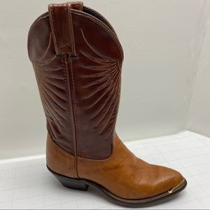 Laredo Ladies Dancing Leather Soled Pointed Boot